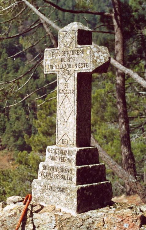 Cruz de Piedra en el lugar