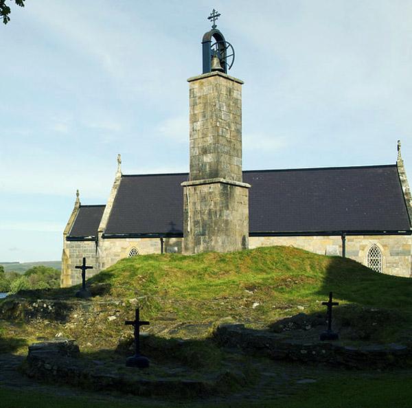 El Purgatorio de San Patricio: Campanario