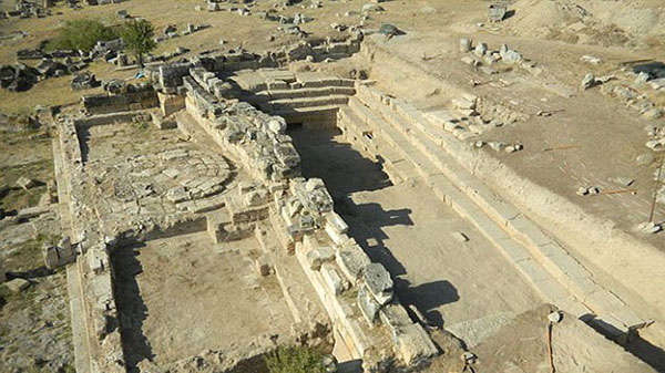 Hierápolis: el Plutonion