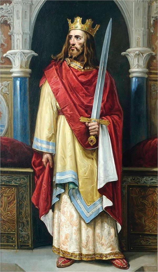 José María Rodríguez de Losada: Juan II de Castilla