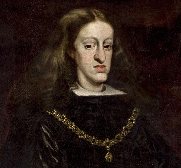 Carlos II (Juan Carreño de Miranda, 1685)