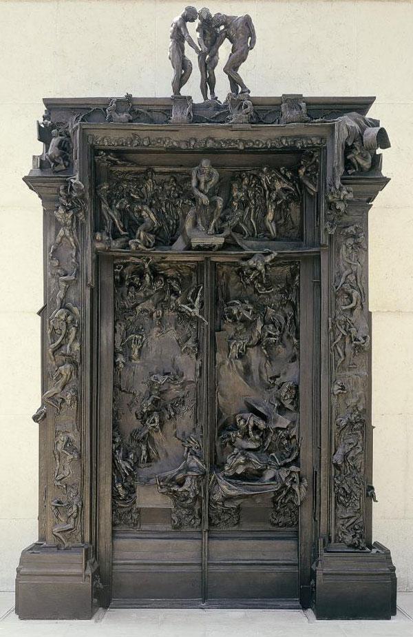 Rodin: Las Puertas del Infierno